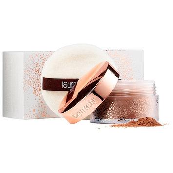 Laura Mercier Pret-A-Powder Limited Edition Powder & Puff Medium/ Deep 1 oz/ 29 g