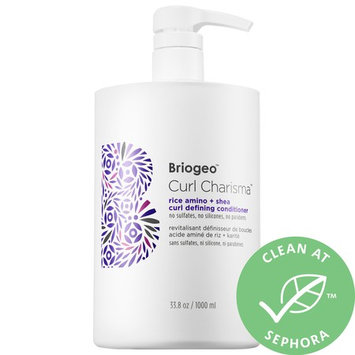 Briogeo Curl Charisma(TM) Rice Amino Shea Curl Defining Conditioner 33.8 oz/ 1000 mL