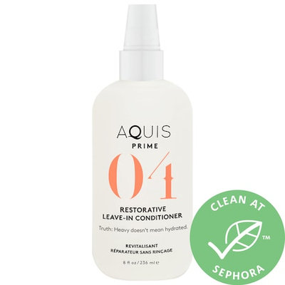 Aquis Restorative Leave-In Conditioner 8 oz/ 236 mL