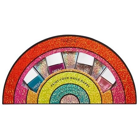 NAILS INC. Paint Your Nails Happy Set 4 x 0.47 oz/ 14 mL