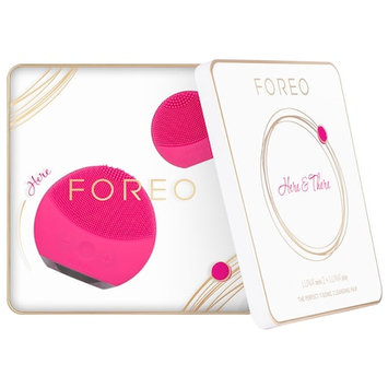 Foreo Here & There: The Perfect T-Sonic Cleansing Pair