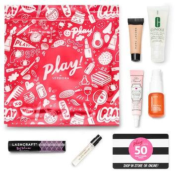 PLAY by SEPHORA PLAY! by SEPHORA PLAY! by Sephora: Next Gen Beauty: Shaded Box B