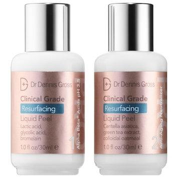 Dr. Dennis Gross Skincare Clinical Grade Resurfacing Liquid Peel 2 x 1 oz/ 30 mL