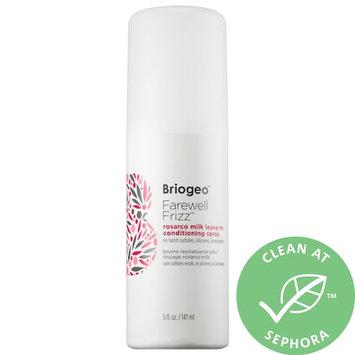 Briogeo Farewell Frizz(TM) Rosarco Milk Leave-In Conditioning Spray 5 oz/ 148 mL