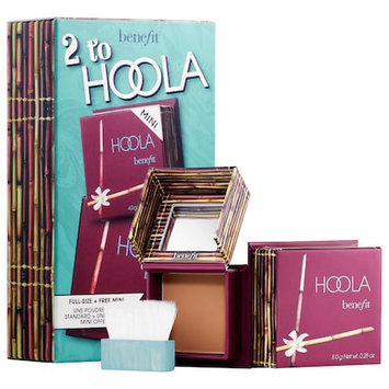 Benefit Cosmetics 2 To Hoola Bronzer Set