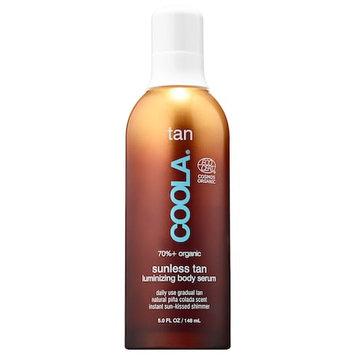 COOLA Sunless Tan Luminizing Body Serum 5 oz/ 148 mL