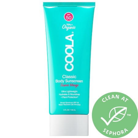 COOLA Classic Body SPF 50- Guava Mango 5 oz / 148 mL