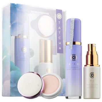 Tatcha Skincare For Makeup Lovers Set