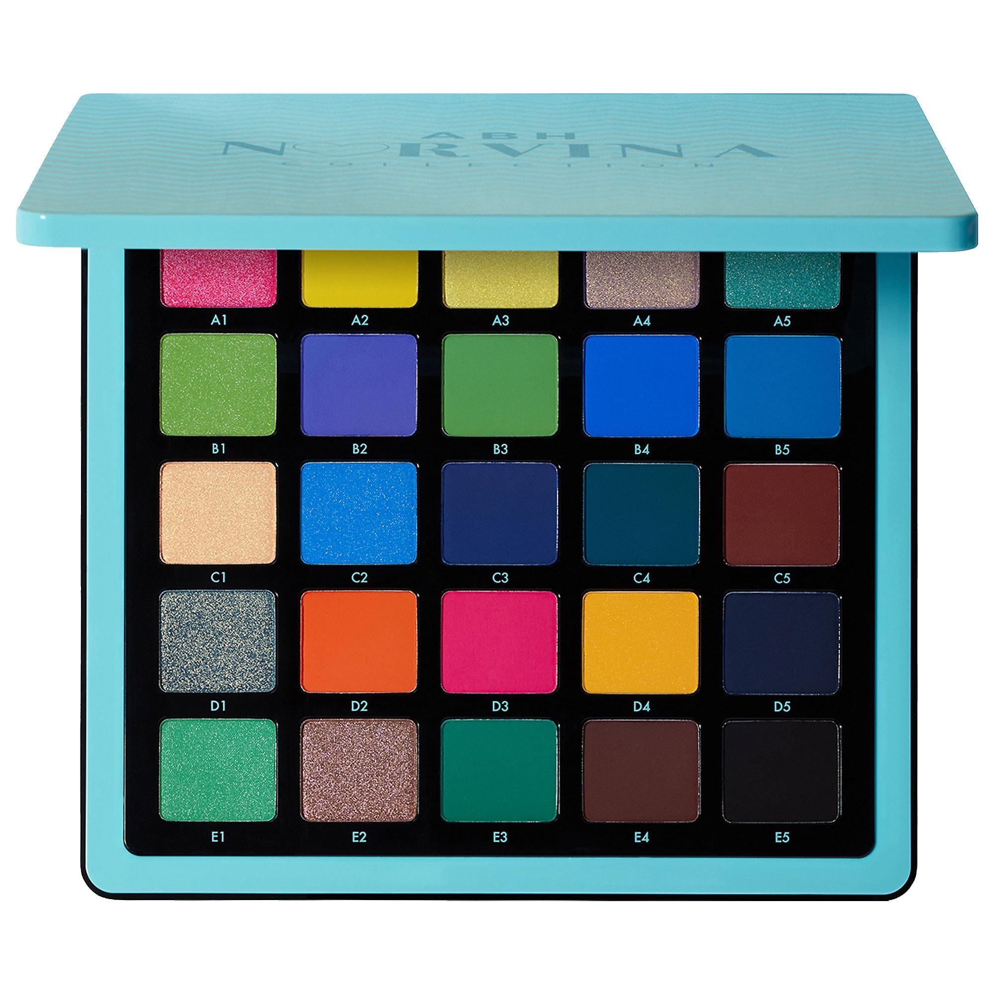 Box Anastasia Beverly Hills Norvina Collection Volume 2 Pro Pigment Palette