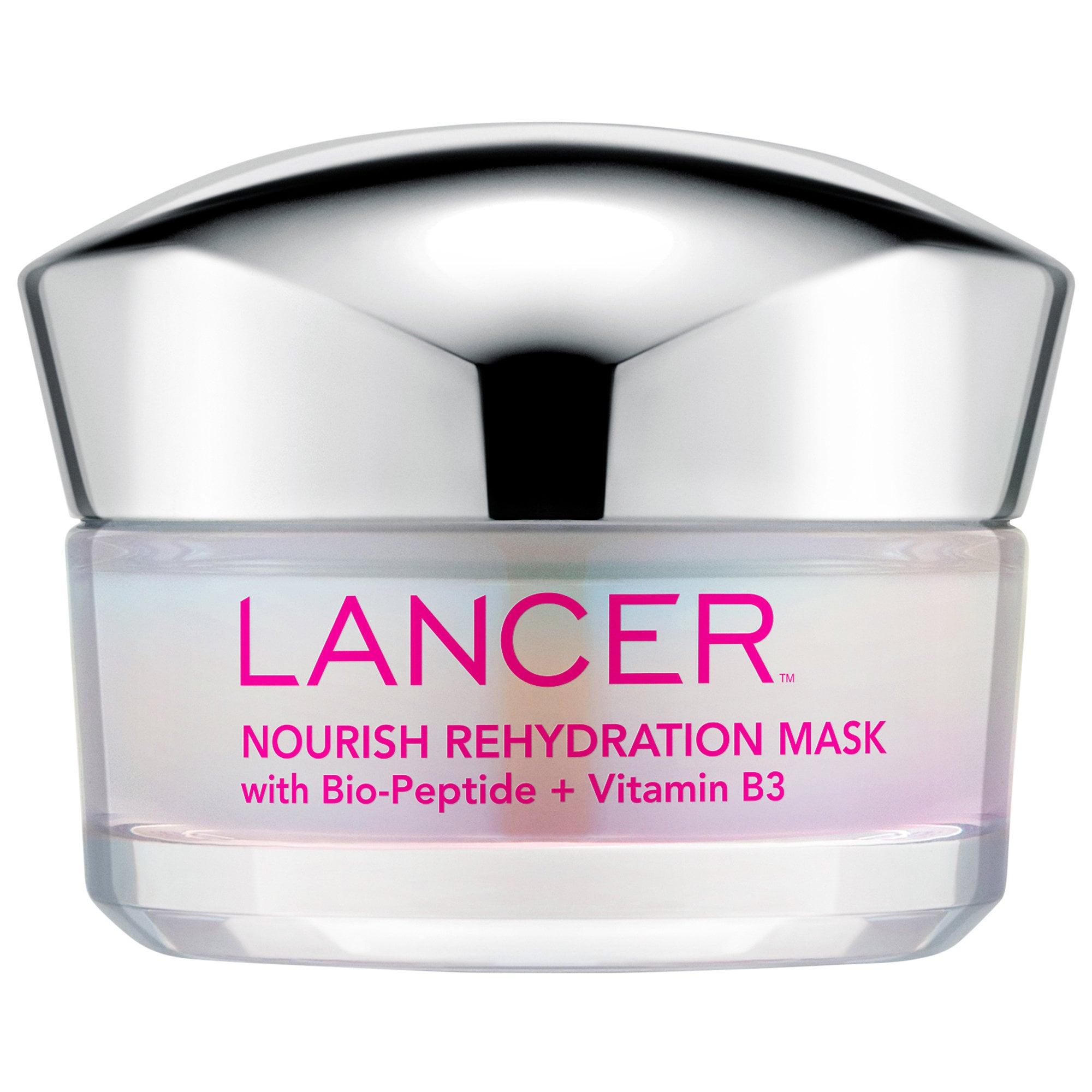 LANCER Skincare Nourish Rehydration Mask 1.7 oz/ 50 mL