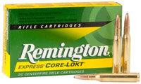 Remington Express Core-Lokt Rifle Ammunition - Copper