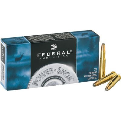 Federal Premium Power-Shok Ammo