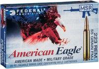 Federal American Eagle Rifle Ammunition
