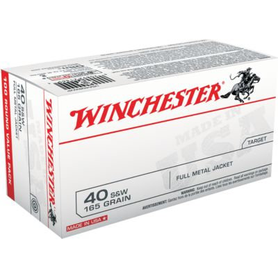 Winchester USA Value Pack Handgun Ammunition