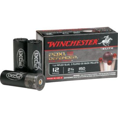 Winchester Stop The Threat Supreme Elite PDX1 12-Gauge Shotshells