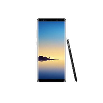 Samsung Galaxy Note8 - Midnight Black