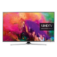 Samsung UE55JU6800 LED 4K Ultra HD Nano Crystal Smart TV, 55