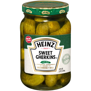 Heinz Premium Sweet Gherkins Pickle