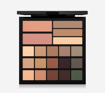Drawn In. Decked Out. Shadow + Contour + Blush Palette