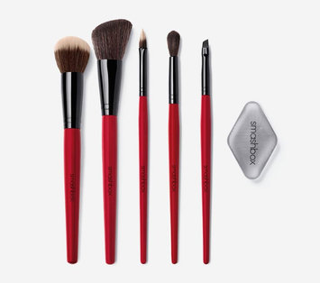 Smashbox 6-Pc. Camera Ready Essential Brush Set, Created for Macy's