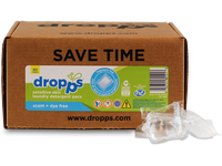 Dropps Sensitive Skin Laundry Detergent Pods, Scent + Dye Free