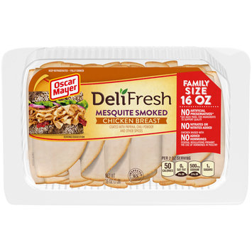 Oscar Mayer Deli Fresh Mesquite Chicken