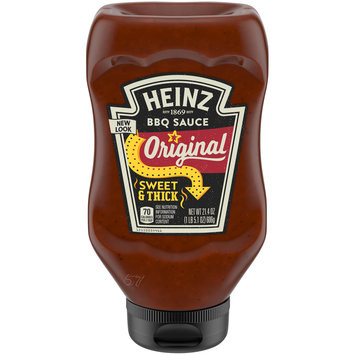 Heinz Classic Original Barbecue Sauce