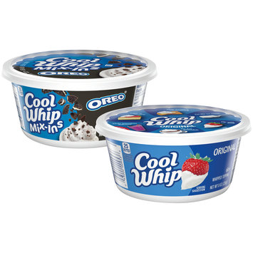 Cool Whip Mix-Ins Oreo Whipped Topping