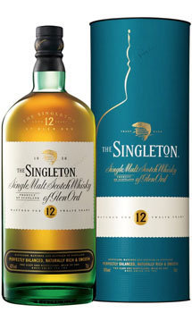 Singleton of Glendullan Scotch Single Malt 12 Year