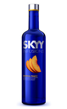 Skyy Vodka Infusions George Peach