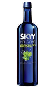Skyy Vodka Infusions Moscato Grape