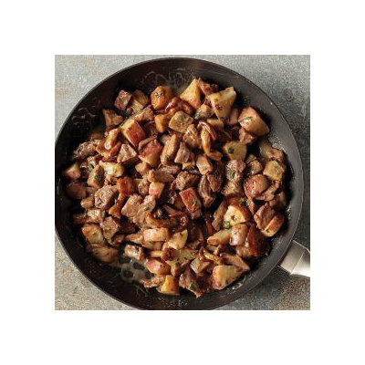 Omaha Steaks 2 (24 oz. pkgs.) Skillet Meal: Wild Mushroom & Steak Confit