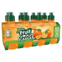 Robinsons Fruit Shoot Orange Juice Drink 8 x 200ml