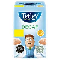 Tetley Original Decaf Tea Bags PMP x40