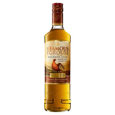 The Famous Grouse Bourbon Cask Blended Scotch Whisky 700ml