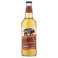 Orchard Pig Charmer Medium Cider 50cl