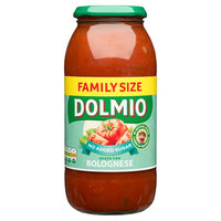 DOLMIO® Sauce for Bolognese No Added Sugar Family Size 750g