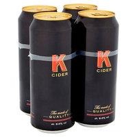 K Cider 4 x 500ml
