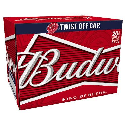 Budweiser 20 x 300ml