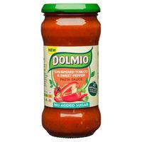 DOLMIO® Sun-Ripened Tomato & Sweet Pepper Pasta Sauce 350g