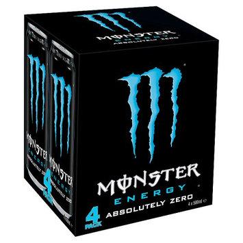 Monster Absolutely Zero 4 x 500ml