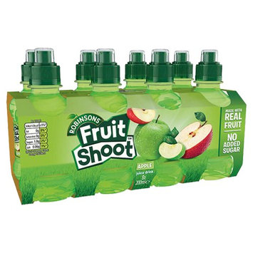 Robinsons Fruit Shoot Apple Juice Drink 8 x 200ml