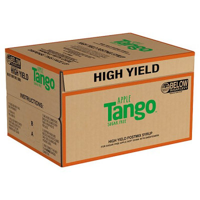 Tango Sugar Free Apple High Yield Postmix Syrup 12 Litres