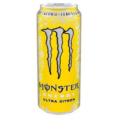 Monster Ultra Citron 500ml