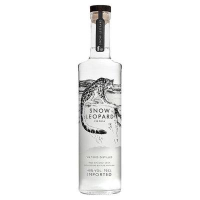 Snow Leopard Vodka 700ml
