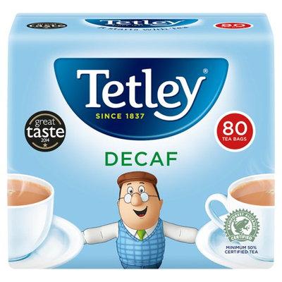Tetley Original Decaf Tea Bags x80