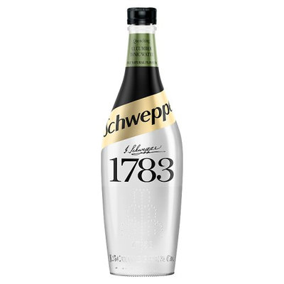 Schweppes 1783 Cucumber Tonic Water 600ml