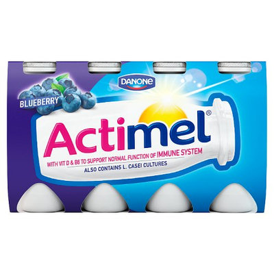 Actimel Blueberry 8 x 100g (800g)