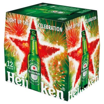 Heineken 12 x 330ml Bottles