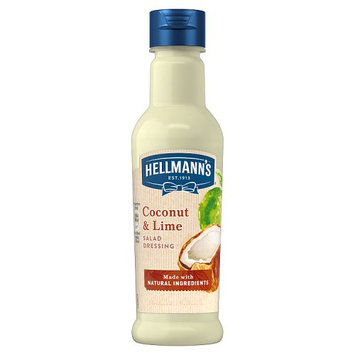 Hellmann's Coconut and Lime Salad Dressing 210ml